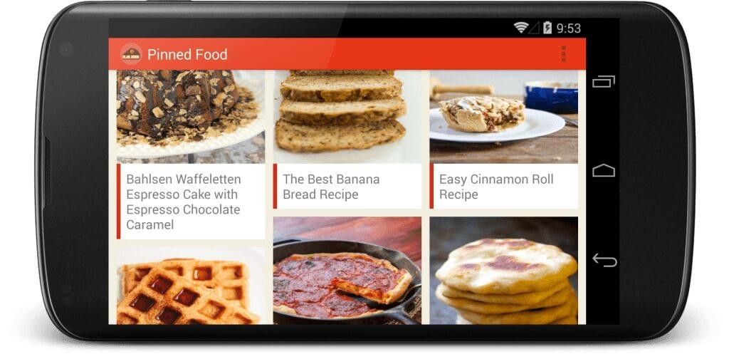 Ładna aplikacja, oparta o dobre biblioteki :)